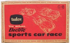 Tudor's True Action Electric Sports Car Race