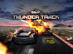 Turbo Rally Card Racing: Thunder Track