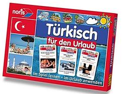 Türkisch für den Urlaub