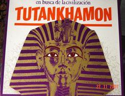 Tutankhamon (en busca de la civilización)