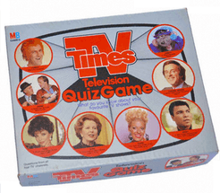 TV Times television quiz game
