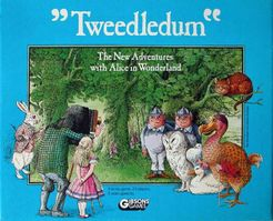 Tweedledum: The New Adventures with Alice in Wonderland