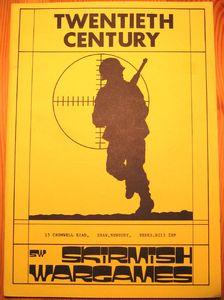 Twentieth Century Skirmish Wargames