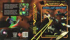 Twilight Imperium: Armada – Stellar Matter