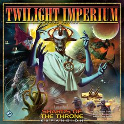 Twilight Imperium: Third Edition – Shards of the Throne