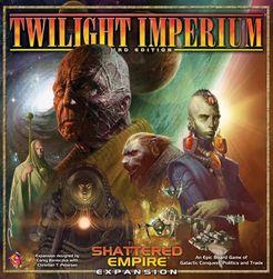 Twilight Imperium: Third Edition – Shattered Empire
