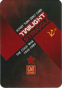 Twilight Struggle: Turn Zero