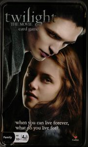Twilight: the Movie Card Game