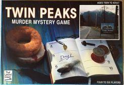 Twin Peaks Murder Mystery Game