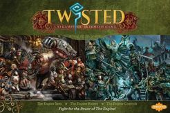 Twisted: A Steampunk Miniatures Game
