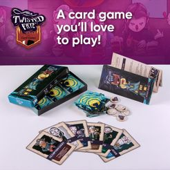 Twisted Fate: The card game