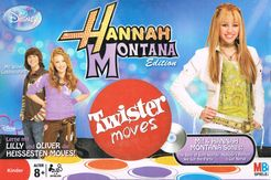 Twister Moves: Hannah Montana Edition