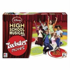 Twister Moves: High School Musical