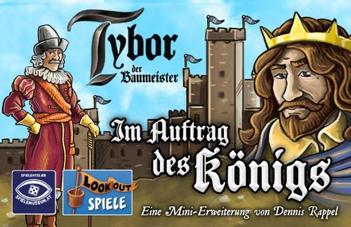 Tybor the Builder: At the King's Behest