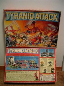 Tyranid Attack