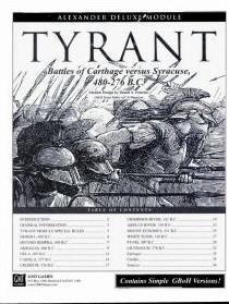 Tyrant: Battles of Carthage versus Syracuse