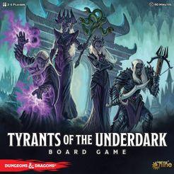 Tyrants of the Underdark: Board Game