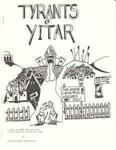 Tyrants of Yitar