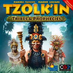 Tzolk'in: The Mayan Calendar – Tribes & Prophecies