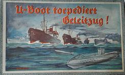 U-Boot torpediert Geleitzug!