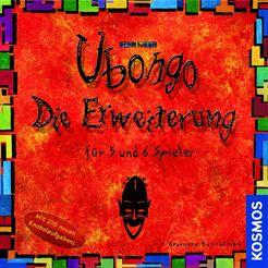 Ubongo: Die Erweiterung für 5-6 Spieler