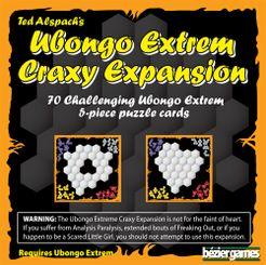 Ubongo Extrem Craxy Expansion