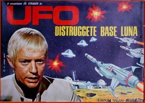 UFO Distruggete Base Luna