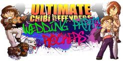 Ultimate Chibi Defenders: Wedding Party Rockers