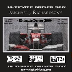 Ultimate Driver 300 Deluxe Edition