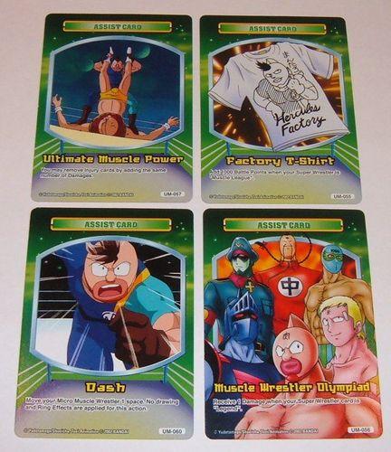 Ultimate Muscle: The Kinnikuman Legacy Battle Card Game