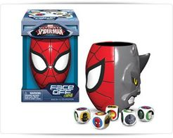 Ultimate Spider-Man: Face Off Dice Game – Spider-Man vs. Rhino