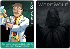 Ultimate Werewolf: Deluxe Edition – Tom Vasel Promo