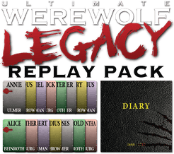 Ultimate Werewolf Legacy: Replay Pack