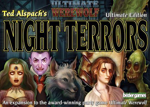 Ultimate Werewolf: Night Terrors