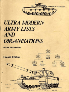 Ultra Modern Army Lists and Organisations (Second Edition)