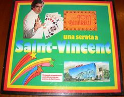 Una serata a Saint Vincent: con Tony Binarelli