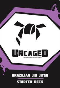 Uncaged: Brazilian Jiu Jitsu Starter Deck