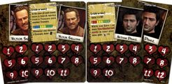 Uncharted: The Board Game – Nathan Drake & Victor Sullivan