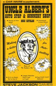 Uncle Albert's Auto Stop & Gunnery Shop 2035 Catalog