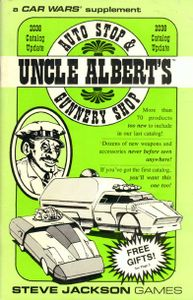 Uncle Albert's Auto Stop & Gunnery Shop 2036 Catalog