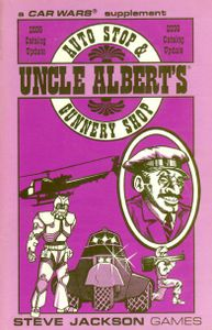 Uncle Albert's Auto Stop & Gunnery Shop 2038 Catalog