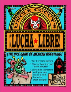 ¡Uncle Cucuy's Lucha Libre!