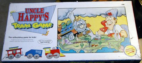 Uncle Happy's Train Game