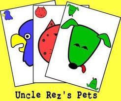 Uncle Rez's Pets