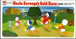 Uncle Scrooge's Gold Race