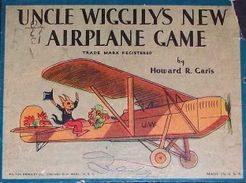 Uncle Wiggily's New Airplane Game
