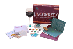 UNCORKED! The party game of wine, wit & wordplay