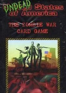 Undead States of America: The Zombie War Card Game