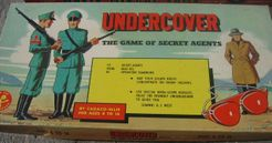 Undercover The Game of Secret Agents