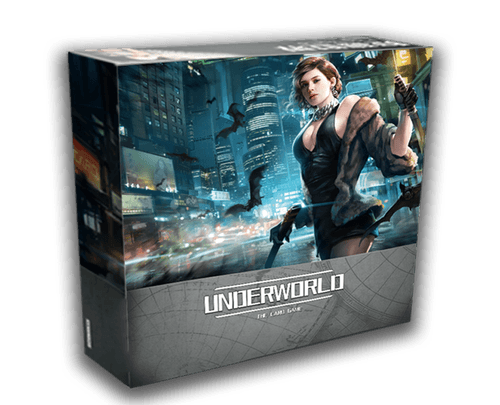 UnderWorld: The Card Game